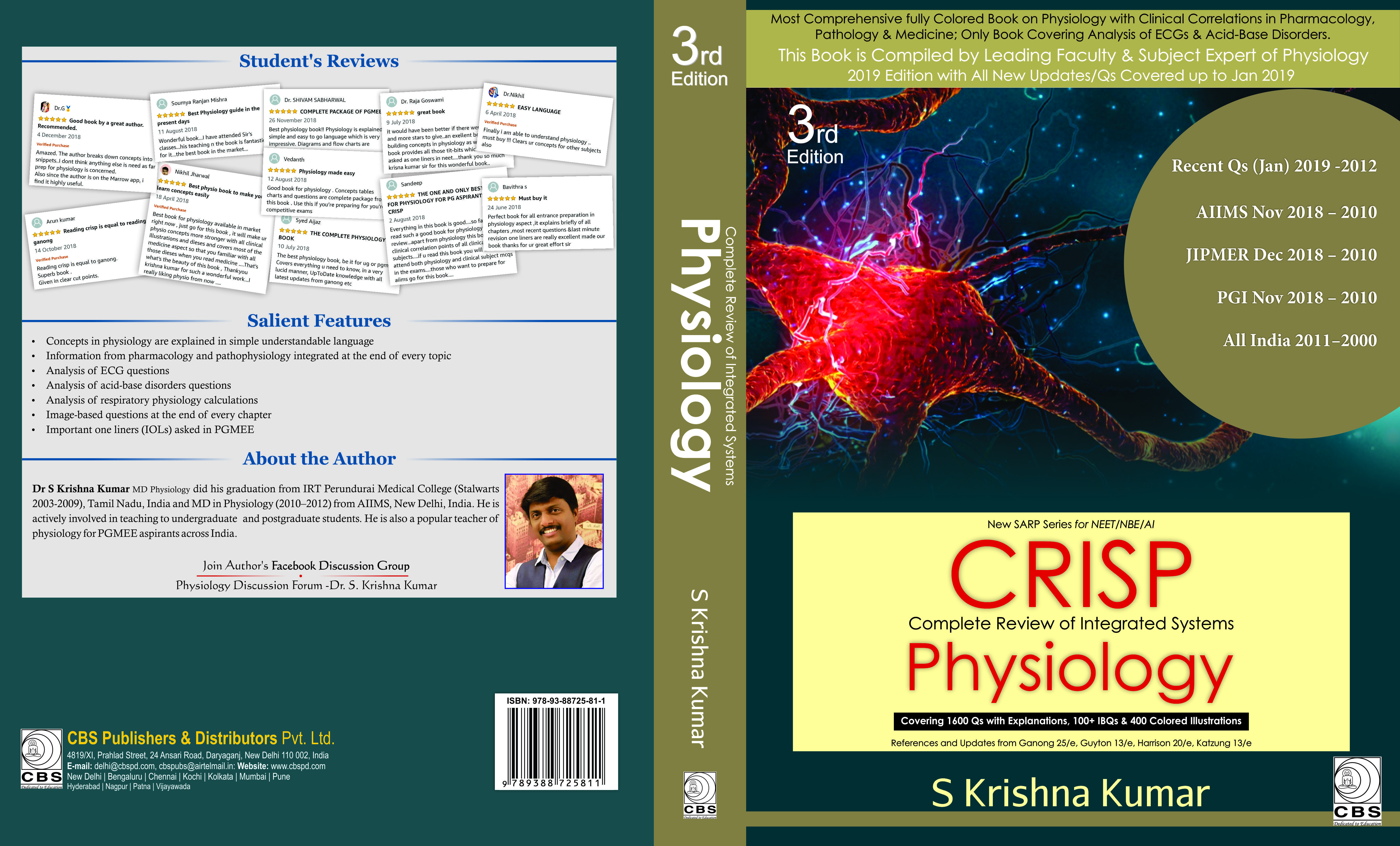 Buy CRISP: Complete Review of Integrated Systems (New SARP