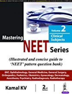 Front cover:Mastering NEET Series (Volume 2: Clinical Subjects) , 2/e