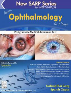 Front cover:New SARP Series: Ophthalmology