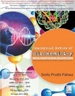 Front cover: Conceptual Review of Biochemistry