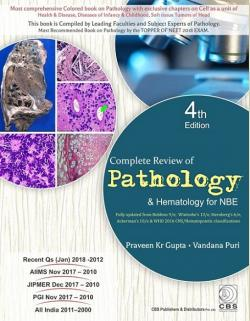 Front cover: Complete Review of Pathology & Hematology for NBE, 4th edition