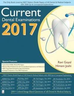 Front cover: Current Dental Examinations 2017, 2nd edition