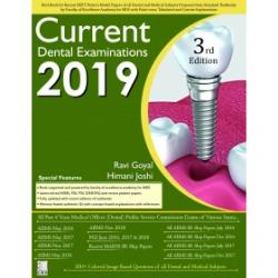 Front cover:CURRENT DENTAL EXAMINATION-2019, 3/e