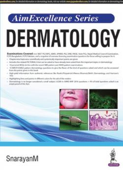 Front cover: Aim Excellence Series: Dermatology 1st edition