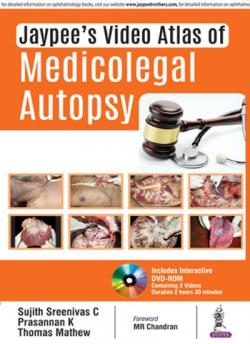 Front cover: Jaypee's Video Atlas of Medicolegal Autopsy