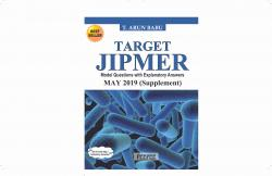 Front cover: Target JIPMER May 2019 Supplement