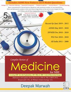 Front cover:Complete Review of Medicine for NBE, 5/e