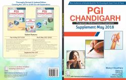 Front cover:PGI CHANDIGARH May 2018