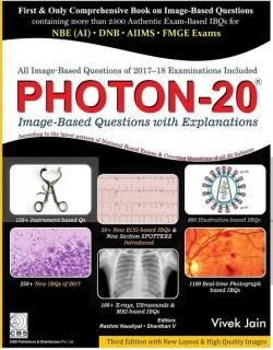 Front cover: Photon 20: Image-Based Questions with Explanations, 3rd Edition