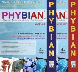 Front cover: PHYBIAN: PART A & B, 4th edition
