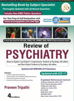Front cover:REVIEW OF PSYCHIATRY 4/e,