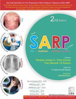 Front cover: Revise SARP In 10 Days (Skin, Anesthesia, Radiology, Psychiatry)