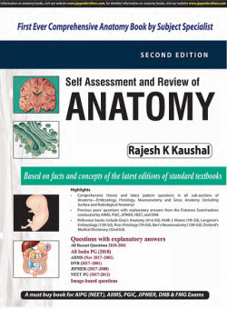 Front cover: Self Assessment and Review of Anatomy, 2nd edition