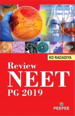 Front cover:Review NEET PG 2019