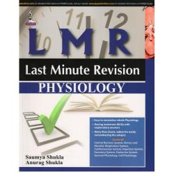 Front cover:Last Minute Revision Physiology, 1st edition