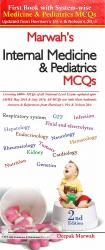 Front cover: Marwah's Internal Medicine & Pediatrics MCQs