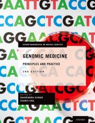 Front cover:Genomic Medicine: Principles and Practice
