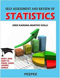 Front cover:	SELF ASSESSMENT AND REVIEW OF STATISTICS