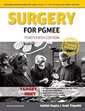 Front cover:Surgery for PGMEE By Ashish Gupta & Amit Tripathi