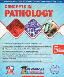 Front cover:Concepts In Pathology, 5/e