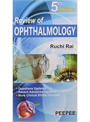 Front cover:REVIEW OF OPHTHALMOLOGY, 5/e