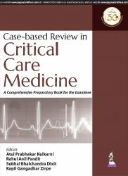 Front cover:Case- based Review in Critical Care Medicine 1/e