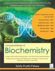 Front cover:Conceptual Review of Biochemistry 3/e