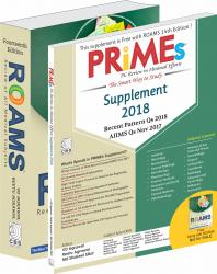 Front cover: ROAMS with PRiMes Supplement (2018)