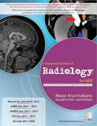 Front cover: Conceptual Review of Radiology for NBE