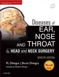Front cover: Diseases of Ear Nose and Throat & Head and Neck Surgery
