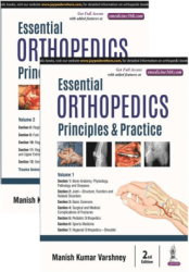 Front cover: Essential Orthopedics Principles & Practice, 2nd edition