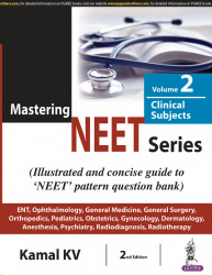 Front cover: Mastering NEET Series: Non-Clinical Subjects, Volume 2