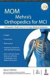 Front cover:mom_mehra's_orthopedics_for_mci_by_apurv_mehra