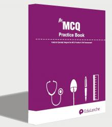 Front cover: My MCQ Practice Book