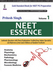 Front cover: NEET ESSENCE Volume 1