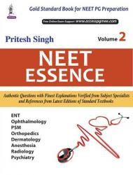 Front cover: NEET ESSENCE Volume 2