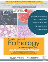 Front cover:Complete Review of Pathology & Hematology for NBE  	 5/e