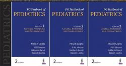 Front cover: PG Textbook of Pediatrics, 3 Volume Set 2nd Edition