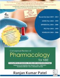 Front cover:Conceptual Review of Pharmacology for NBE, 4/e