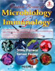 Front cover:Complete Review of Microbiology and Immunology, 3/e