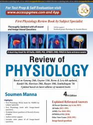 Front cover:Review of Physiology, 4th edition