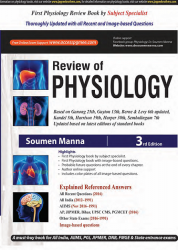 Front cover: Review of Physiology, 3rd edition