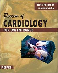 Front cover:Review Of Cardiology For DM Entrance 2019 1/e