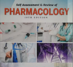Front cover: Self Assessment and Review of Pharmacology
