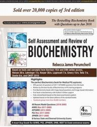 Front cover: Self Assessment and Review of Biochemistry, 4th edition