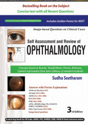 Front cover: Self Assessment and Review of Ophthalmology, 3rd Edition