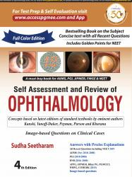 Front cover:Self-Assessment and Review of OPHTHALMOLOGY, 4/e, 2019