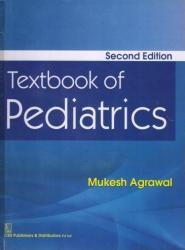 Front cover: Textbook Of Pediatrics, 2nd Edition