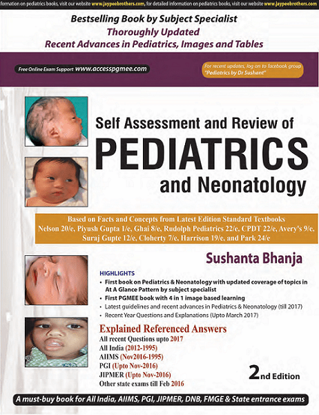 Buy Self Assessment and Review of Pediatrics and Neonatology